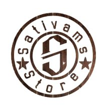 Logo Sativams.Store