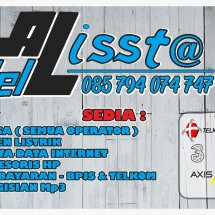 Logo alissta shop