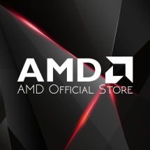 Logo AMD Official Store