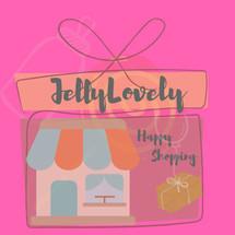 JellyLovely Logo