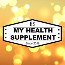 Logo My Health Supplement