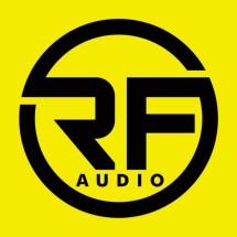 Logo RF AUDIO SURABAYA