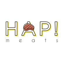 Logo Hap! meats