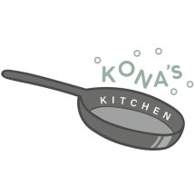 Kona's Kitchen Logo