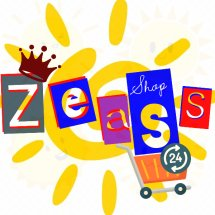 Logo zeass shop