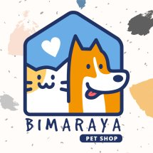 Logo bimaraya petshop