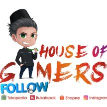 Logo House Gamers