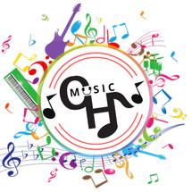 Logo CH MUSIC