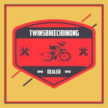 TwinsBikeCibinong Logo