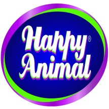 Happy Animal Logo