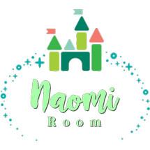 Logo Naomi Room