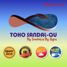 Logo Toko Sandal-Qu