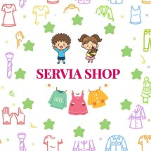 servia shop Logo