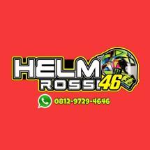 Helm Half Face VR46 Logo