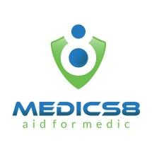 Logo medics8