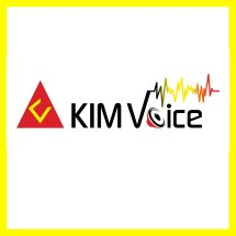 Logo Audio Kim Voice