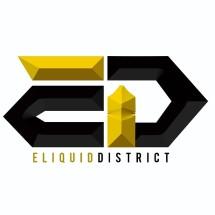 Logo Eliquid District