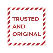 Logo Trusted & Original