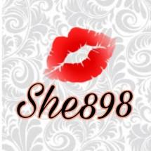 SHE898 Logo