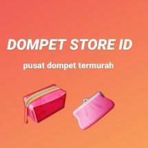 Logo DOMPET STORE ID