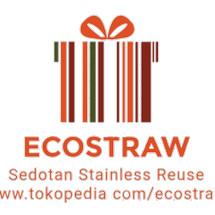 Logo Sedotan Stainless Reuse