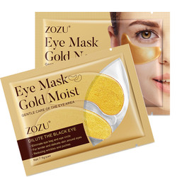 ZOZU EYE MASK GOLD MOIST MASKER MATA PANDA EMAS