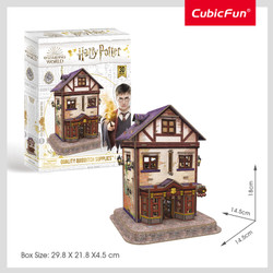 Cubicfun Harry Potter Quality Quidditch Supplies - 3D Puzzle