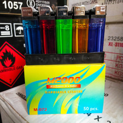 Korek Gas Roda kotak 071/072 50pcs