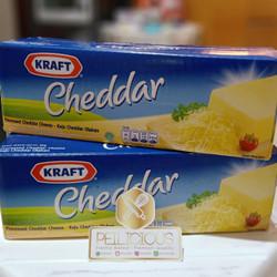 Kraft Cheddar 2 Kg / Keju Kraft / Keju Cheddar 2 Kg