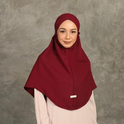 Hijab Wanita Instant Bergo Ayyara - Diario - Andora
