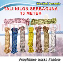 Tali Nilon Tambang Serbaguna / Nylon Rope 10 meter