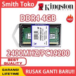 RAM KINGSTON LAPTOP SODIMM DDR4 4GB PC 19200 RAM 2400 MHZ