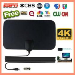 Antena TV DIGITAL DVB-T2 4K Cocok Buat Semua TV