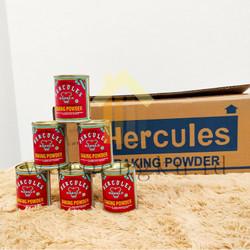 HERCULES Baking Powder Double Acting Kaleng 110gr