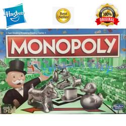 MONOPOLY ORIGINAL HASBRO - Game Monopoli