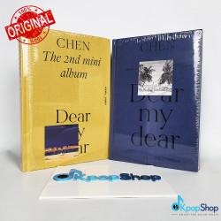 Chen - Dear My Dear [ ORIGINAL KPOP ALBUM ]