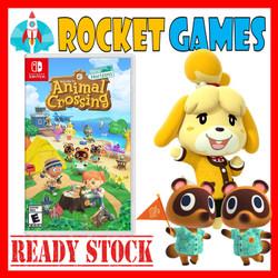 Nintendo Switch Animal Crossing New Horizons USA / MDE - REG USA