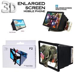 Kaca Pembesar Layar Handphone 3D Enlarged Screen F2 Layar Pembesar HP