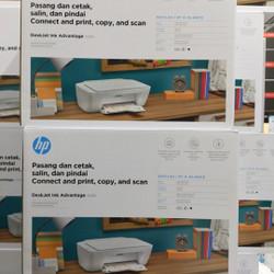 Printer HP Deskjet 2135 Ink Advantage - New Original - 2336 White