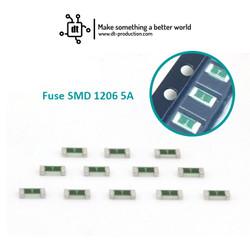Fuse 5A SMD 1206