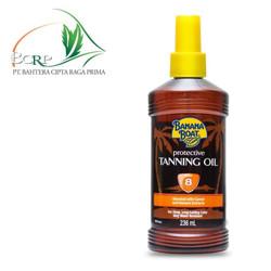 Banana Boat Protective Tanning Oil SPF8 236ml - ED 07 2021
