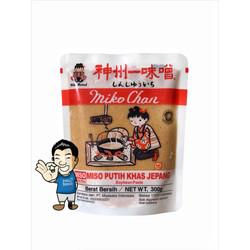 Shinshuichi Mikochan Shiro Miso Paste- Pasta Miso- Tauco Jepang 300g