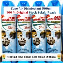 Zone Air Disinfectant 500ml 500 ml bukan GST52 Power Spray