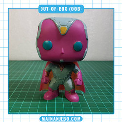 Funko Pop Marvel The Avengers 2 Age of Ultron - Vision Original Loose
