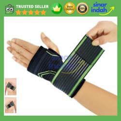 Wrist Hand Band Brace Palm Gym Support Splint Carpal Tunnel Arthritis