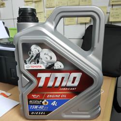 Oli TMO 15W40 Diesel Galon 4 liter