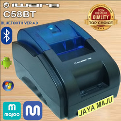 PROMO PRINTER BLUETOOTH IWARE C-58BT SUPPORT PPOB BRI-PAYTREN-PAWON