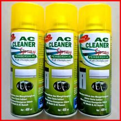 AC Cleaner Spray Pembersih AC Mobil dan Split 400ml Zone