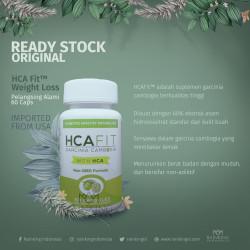 HCA Fit™ Weight Loss Pelangsing Slimming Ramping Alami Mudah 60 Caps