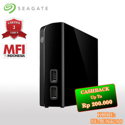 Seagate Backup Plus Desktop Hub Harddisk Eksternal 4TB